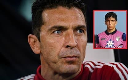 "Buffon, lettera a sé stesso: ""Caro Gigi 17enne"""
