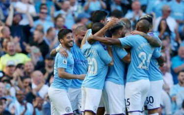 manchester city getty