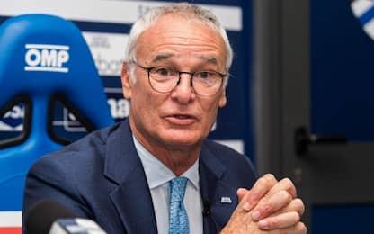 "Ranieri: ""Qui per ridare autostima alla Samp"""