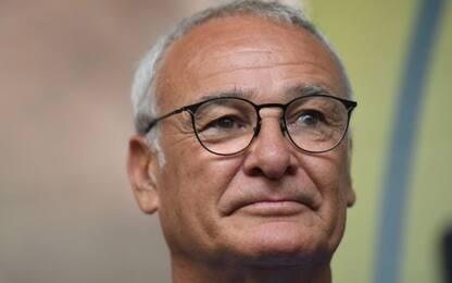 Sampdoria, la presentazione di Ranieri LIVE