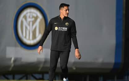 Sanchez, confermata lussazione tendine caviglia