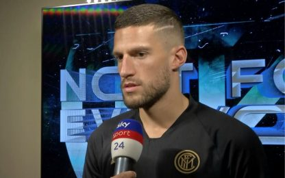 """Biraghi a Sky: """"Un sogno essere tornato all'Inter"""""""