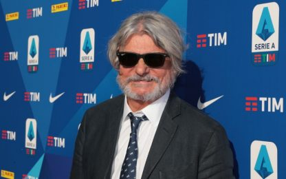 """Ferrero: """"Totti mi dice che Ranieri è una Ferrari"""""""
