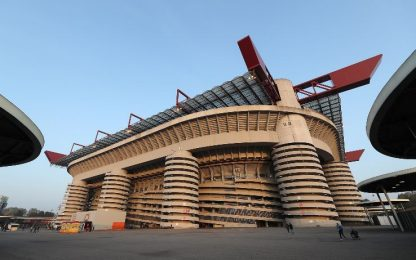 Inter-Udinese, consentito accesso a 1000 ospiti