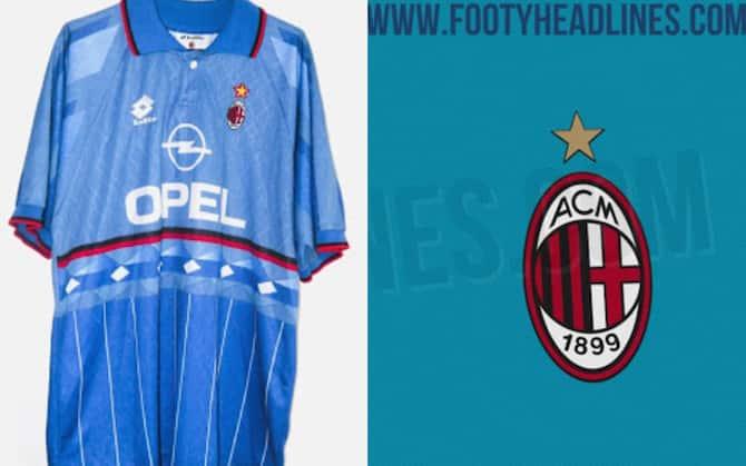 Milan, svelato il colore della terza maglia per il 2020/2021: sarà ...