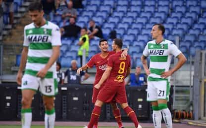 Sassuolo-Roma, dove vedere la partita in tv