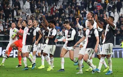 Juve-Bologna 2-1, il racconto della partita