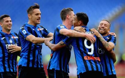Succede di tutto all'Olimpico: Lazio-Atalanta 3-3
