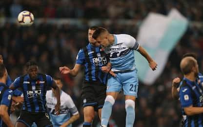 Lazio-Atalanta, dove vedere la partita in tv