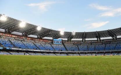 Napoli-Verona LIVE: le formazioni ufficiali