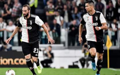 Probabili formazioni di Juventus-Bologna