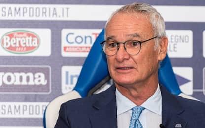 "Ranieri: ""Giocatori concentrati, o li mangio vivi"""