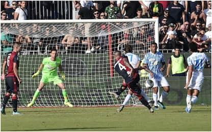 """Nainggolan, gol con dedica: """"È per mia moglie"""""""