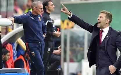 Panchina Genoa, positivo incontro Preziosi-Carrera