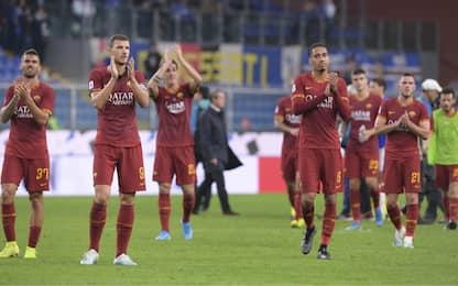 Ranieri parte bene, la Roma non vince più: 0-0