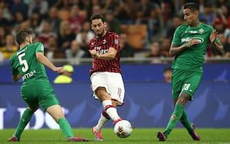 Milan vs Fiorentina - Serie A TIM 2019/2020