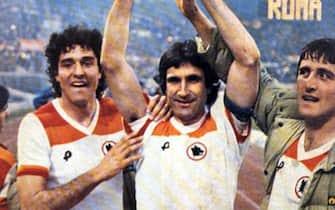 La Roma vinse la Coppa Italia nel 179-80
