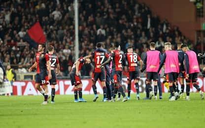 Motta fa ripartire il Genoa: Brescia rimontato 3-1