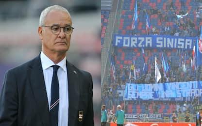 "Ranieri: ""Voterò per panchina d'oro a Mihajlovic"""