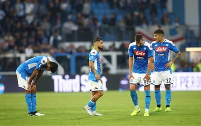 Il Napoli rallenta ancora: solo 1-1 contro la Spal