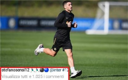 Sensi corre verso il recupero: obiettivo Dortmund