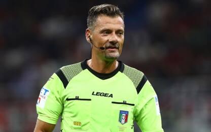 Milan-Roma a Giacomelli, Pasqua per Juve-Verona