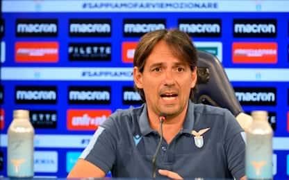 """Inzaghi: """"Da valutare le condizioni di Immobile"""""""