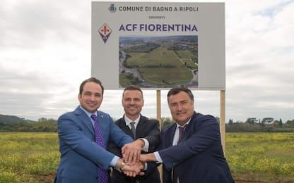 Nuovo centro sportivo: Fiorentina acquista terreni