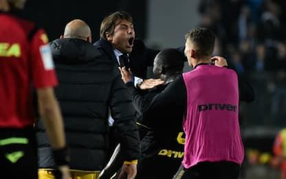 Conte record, Inter sempre in gol nelle prime 13