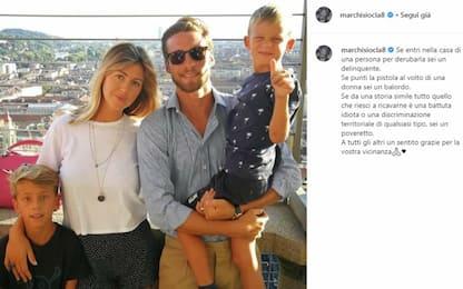 Terrore Marchisio: rapinato in casa da 4 banditi