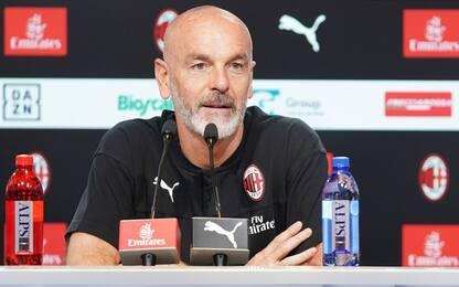 "Pioli: ""Contro la Spal voglio un Milan arrabbiato"""