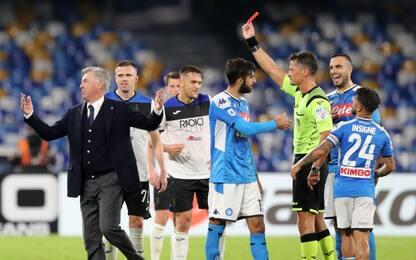 """Ancelotti: """"Rosso attacco a mia professionalità"""""""