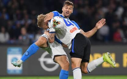 Spettacolo e polemiche: Napoli-Atalanta 2-2