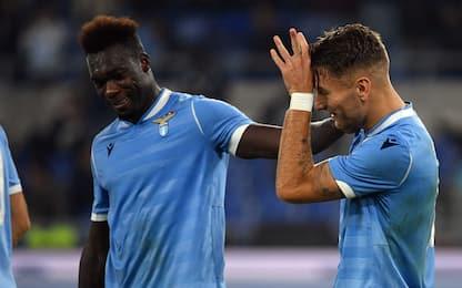 Probabili formazioni di Parma-Lazio