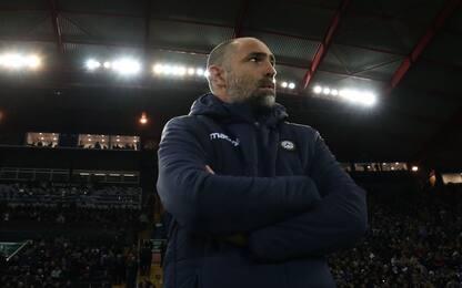 Udinese, si va verso l'esonero di Tudor
