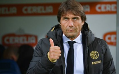 """Conte: """"Vincere a Milano? Amo le sfide difficili"""""""