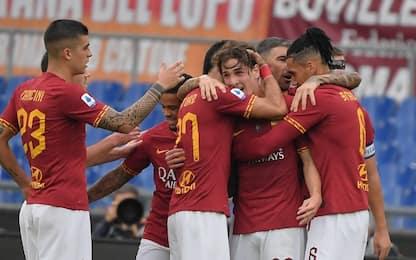 La Roma non si ferma: battuto 2-1 anche il Napoli