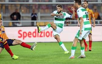 Lecce vs Sassuolo - Serie A TIM 2019/2020