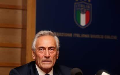 """Gravina: """"Chieste le 5 sostituzioni in Serie A"""""""