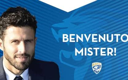 Brescia, Fabio Grosso è il nuovo allenatore