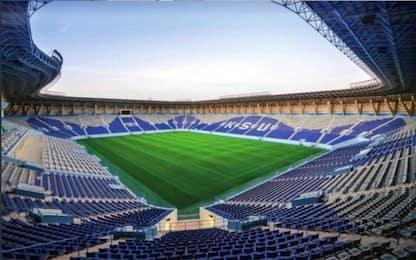 Supercoppa italiana, Juve-Lazio il 22/12 a Riad