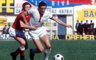 Gigi Riva, leggenda del Cagliari