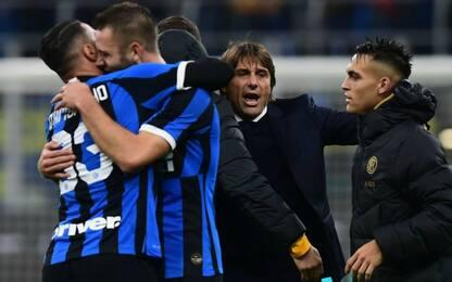 Conte come Simoni: numeri record per la sua Inter