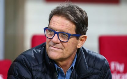"Capello: ""CR7 in calo. Solo Theo e Leao da Milan"""