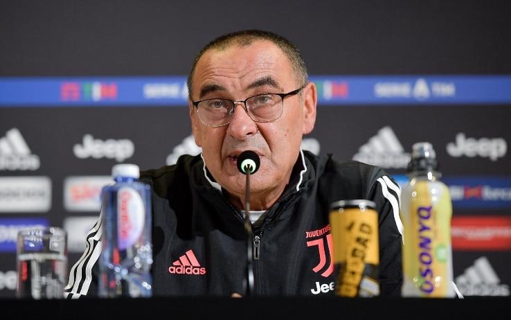 "Genoa-Juve, Sarri: ""Godiamoci Pjanic fino a fine stagione"""