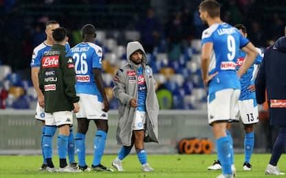 Il Napoli non vince più, solo 0-0 col Genoa
