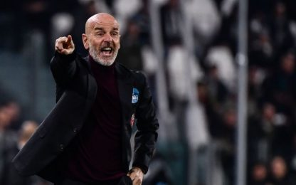"Pioli: ""Buon Milan, non meritavamo una sconfitta"""