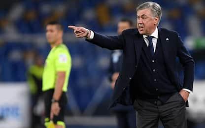 Napoli: Ancelotti resta, ma bisogna cambiare rotta