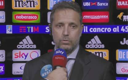 """Juve, Paratici: """"Vicini al rinnovo di Cuadrado"""""""