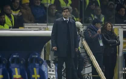 """Fonseca: """"La Roma è stanca, ci manca reattività"""""""